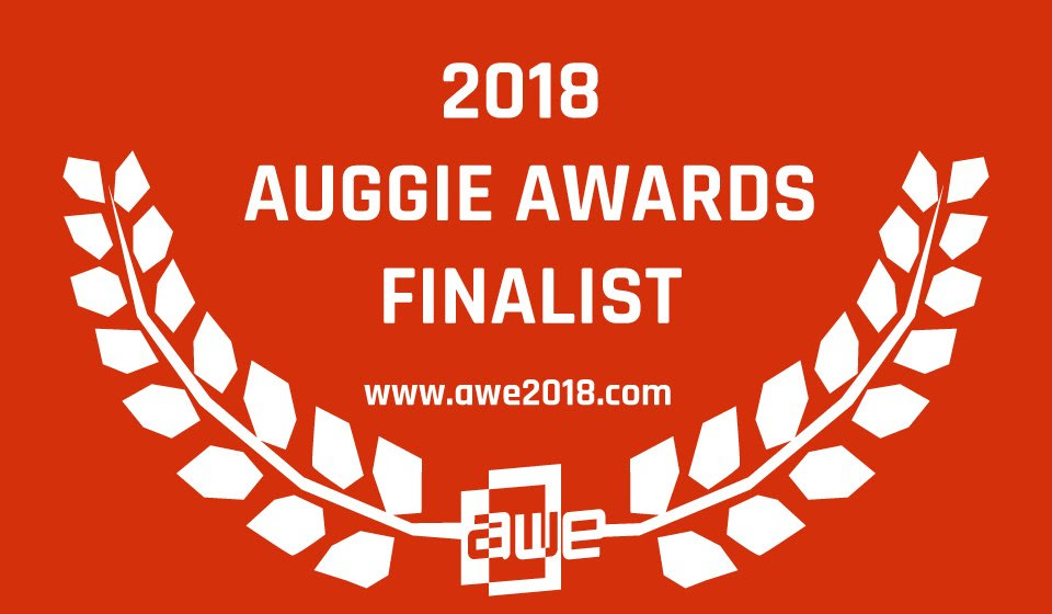 AWE 2018 Finalist (Best AR/VR/MR Interaction Tool)